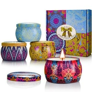 NEW - Set of candles (4 pieces)